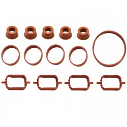 Set of 14 gaskets, Intake Manifold Housing BMW M47 4 cylinders